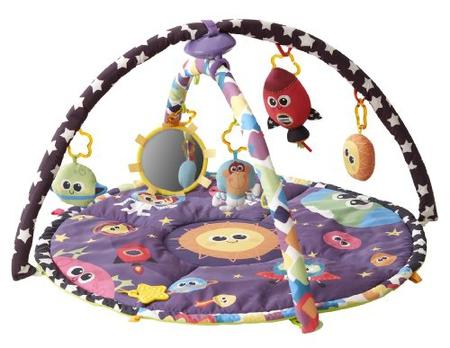 Игровые коврики для детей от 0 фото