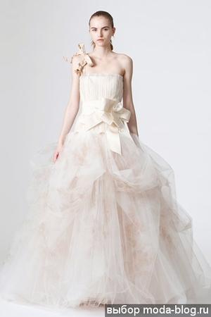 Свадебные платья вера вонг - Год