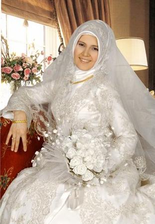 Мусульманские свадебные платья тоже существуют!!! - Новый год, дни