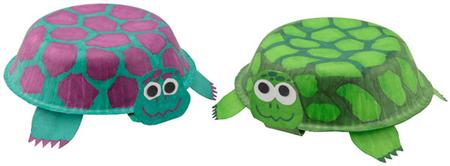 Сделать черепаху своими руками из бумаги 28