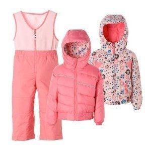 Коламбия Детская Зимняя Одежда