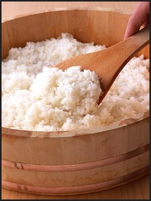 Соотношение рис для суши