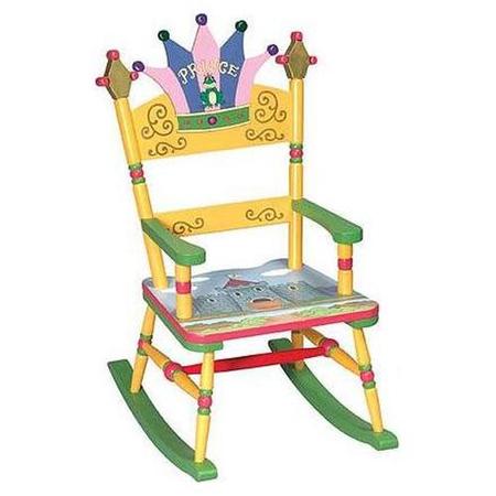 Как сделать из стула трон своими руками