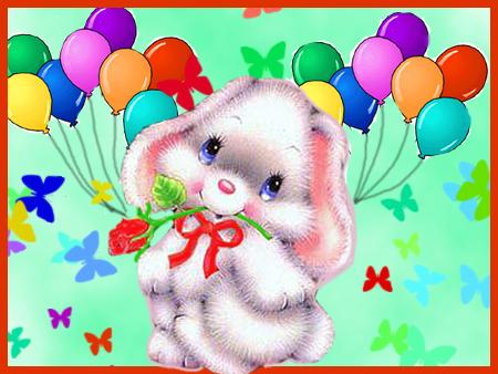 Поздравления с днем рождения для двойняшек 1 год мальчики 9