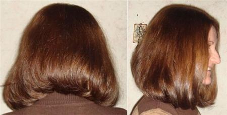 Прически каре на густые волосы фото