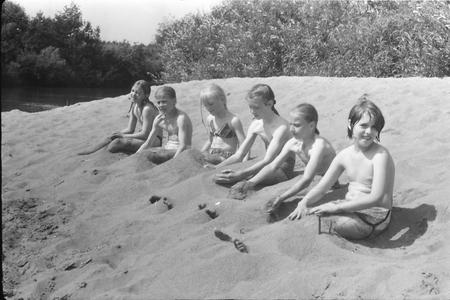 в лагере голые фото