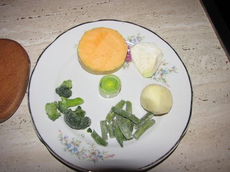 Выбор овощного пюре для первого 22