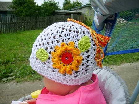 блин,или летняя шапочка для