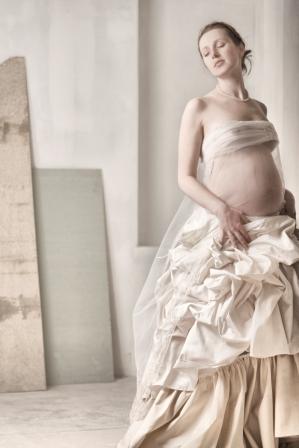 Беременные невесты
