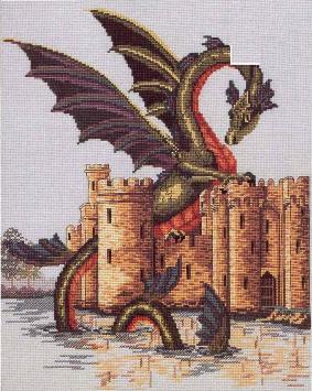 Описание: Схема для вышивки крестом - Дракон Воин в формате xsd.  Поделиться. схема. drakon.rar.  Метки.