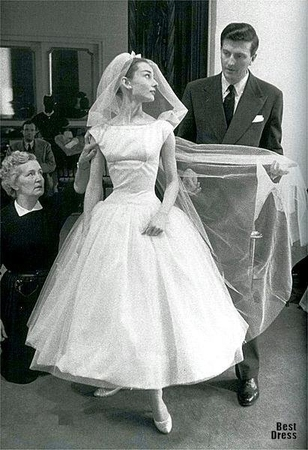 Какое свадебное платье