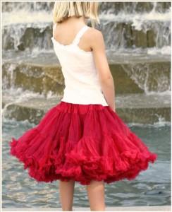 юбки американки для ваших принцесс