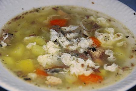 сайровый суп с рисом рецепт с фото