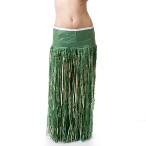 Гавайская юбка своими руками из мусорных пакетов видео