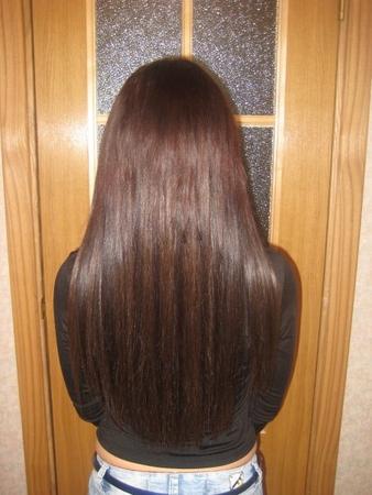 цвет волос горячий шоколад фото краска