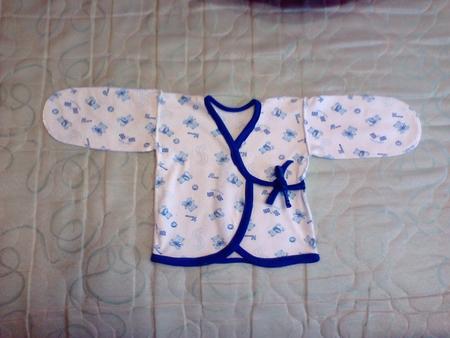 Как сшить вещи для новорожденного своими руками