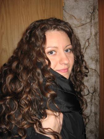 Современные химические завивки для волос