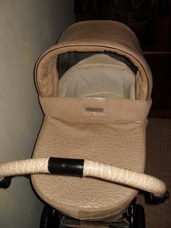 Оплетка для ручки коляски