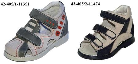 Прогадали с размером(((( Отличное качество, настоящая ортопедическая обувь.