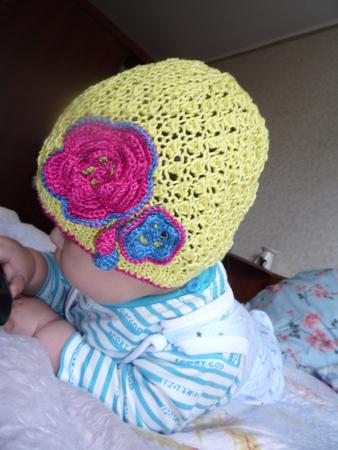шапочка летняя вязание крючком мужская купить - Сумки