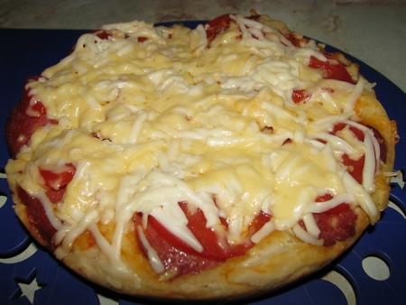 рецепт тесто для пиццы из сухих дрожжей саф-момент #11