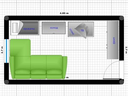 Скачать программа планировки мебели в комнате