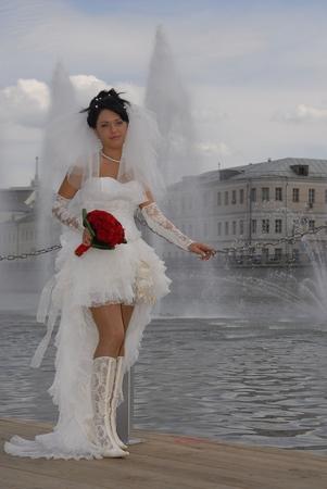 Свадебное платье Изумруд