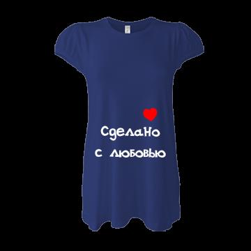 Оригинальные прикольные футболки, майки и топики для беременных девушек