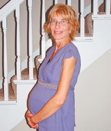 теща беременна от зятя