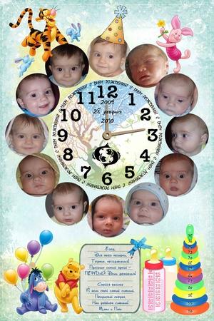 Плакат для мамы на день рожденияграфиями