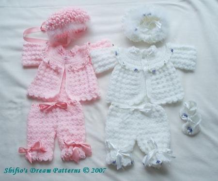 вязание вязание крючком для новорожденных со схемами