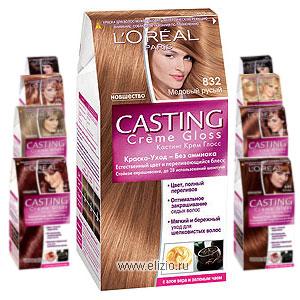 Краска для волос без аммиака стойкая