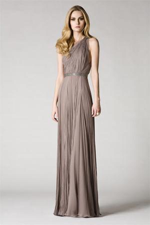 платья в пол в греческом стиле с выкройками.