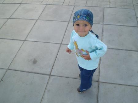 Летняя шапочка крючком для мальчика