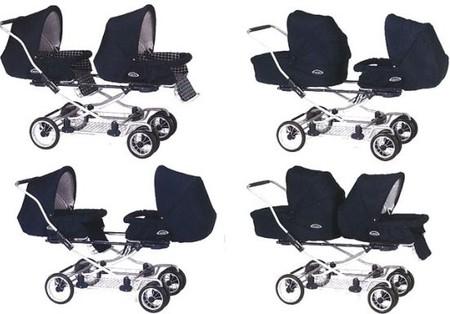 Наш лимузин или коляска для двойни - Двойняшки - Babyblog.ru