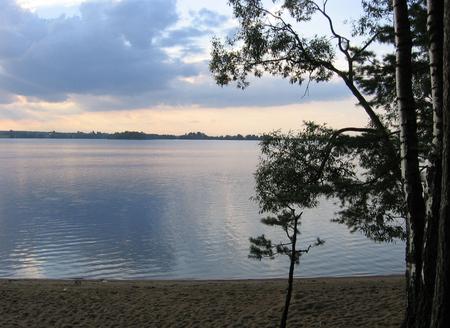 фото озера селява