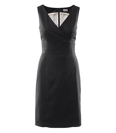 Черное платье как шить