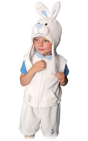 Детские Костюмы На Новый Год Зайчик Для Мальчика
