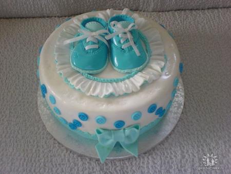 Торт на заказ новорожден фотоному