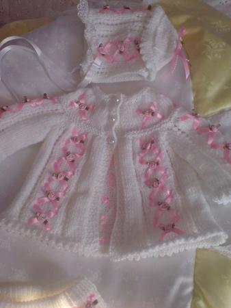 """На нашем сайте для девушек  """"Дамочка """" Вы постоянно найдете публикацию - вязание для новорожденных картинки..."""