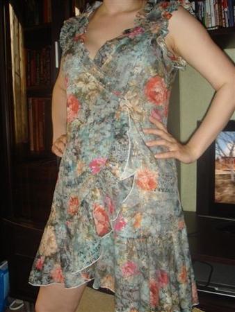 Мастер класс платье летнее