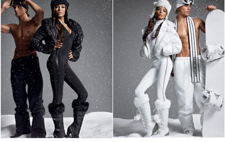 ...и зарекомендовавшие себя фирмы-производители горнолыжных костюмов?