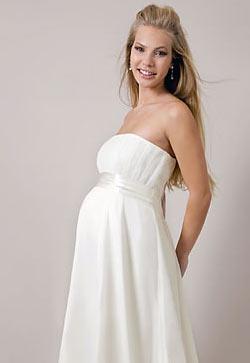 Свадебные Платья Для Беременных Светская