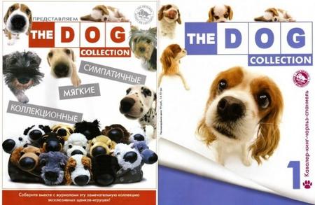 Детский журнал The Dog Collection Выпуски журнала организованы так, что...