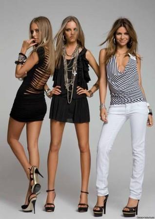 Картинки Модной Одежды Для Девушек