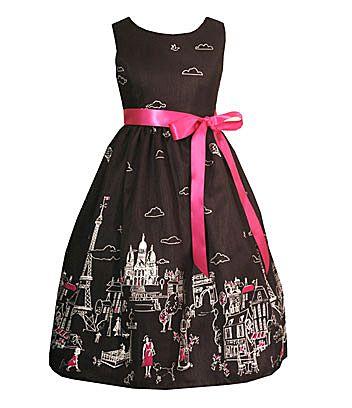 Купить Платье С Эйфелевой Башней
