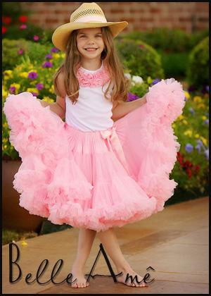 Очень пышная нарядная юбочка.  Страна: США Артикул: Б338. длина юбки.