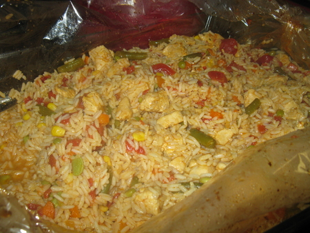 Рис рукаве рецепт с фото