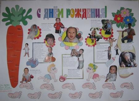 Газета с днем рождения своими руками фото