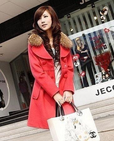 пальто из корее фото